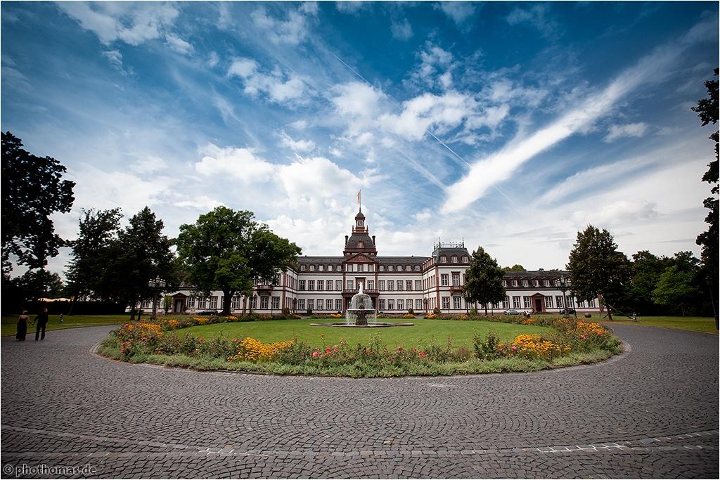 Hochzeitsfotos Hanau: Schloss Philippsruhe und auf der Ronneburg (2)