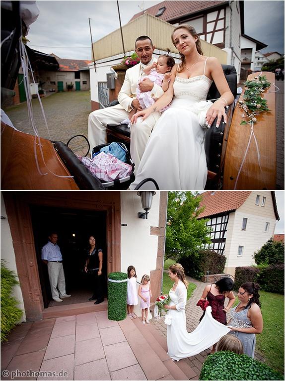 Hochzeitsfotos Hanau: Schloss Philippsruhe und auf der Ronneburg (12)