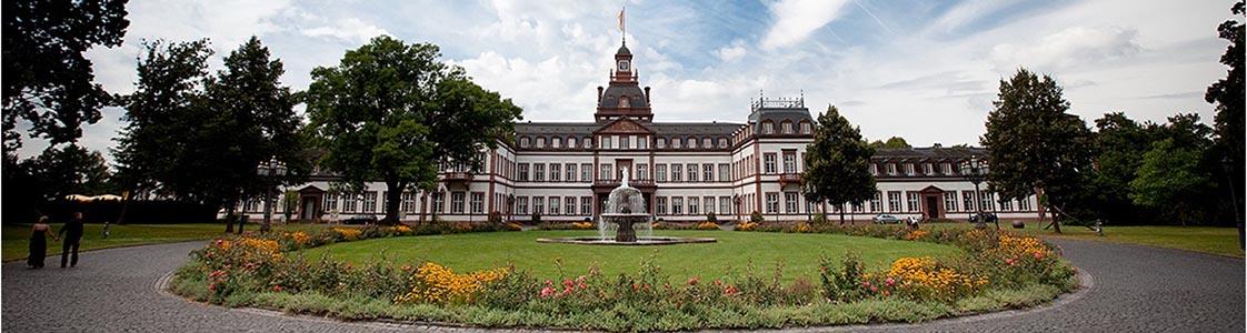 Hochzeitsfotos Hanau: Schloss Philippsruhe und auf der Ronneburg (1)