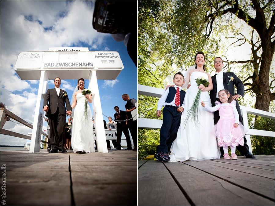 Hochzeitsfotograf Bad Zwischenahn: Trauung auf einem Schiff der weissen Flotte auf dem Bad Zwischenahner Meer (11)