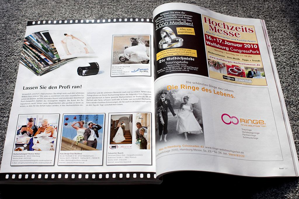 Hochzeitsfotograf Oldenburg: Empfehlung vom Braut-Magazin als Profi für Hochzeitsfotos (3)