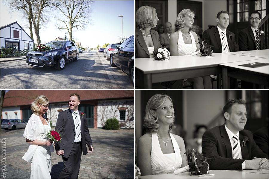 Hochzeitsfotograf Bremen: Hochzeitsreportage auf Gut Varrel, Seckenhausen und Rogge Dünsen (2)