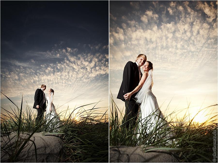 Hochzeitsfotograf Oldenburg: After Wedding Shooting für schöne Hochzeitsportraits am Strand der Nordsee (17)