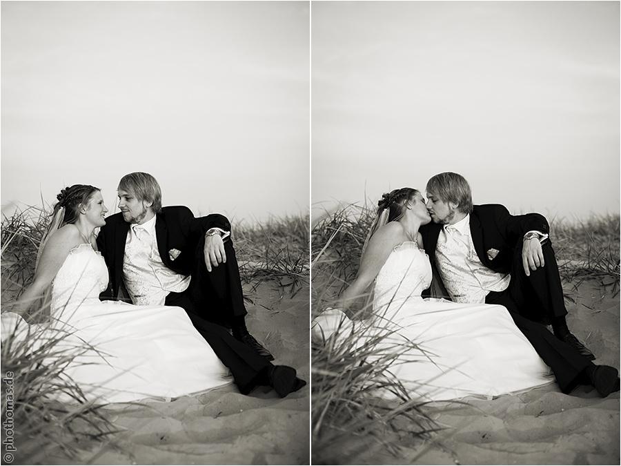 Hochzeitsfotograf Oldenburg: After Wedding Shooting für schöne Hochzeitsportraits am Strand der Nordsee (19)
