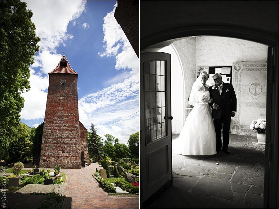 Hochzeitsfotograf Oldenburg und Rastede: Hochzeitsreportage in der St. Ulrichs Kirche und im Landhaus Etzhorn (10)