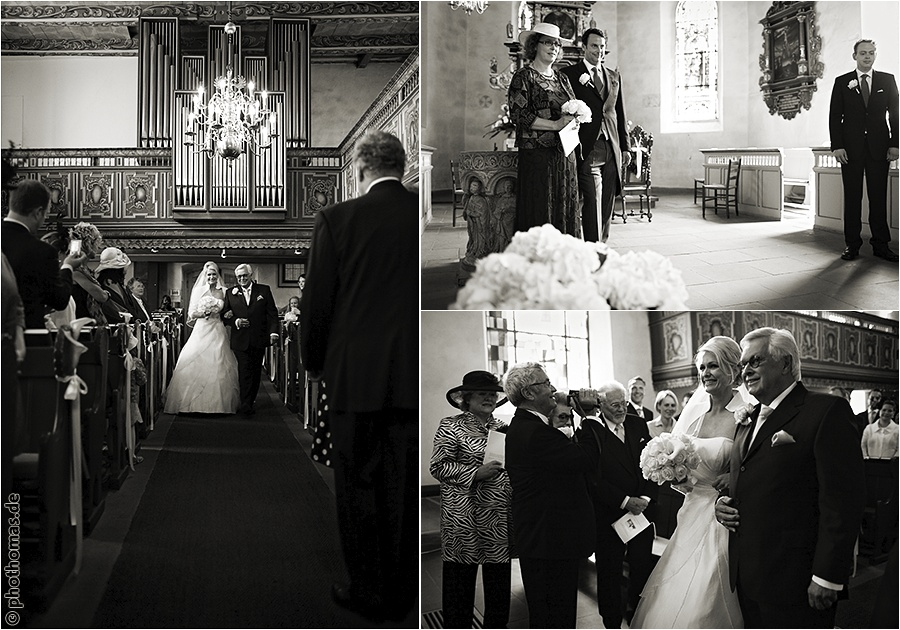 Hochzeitsfotograf Oldenburg und Rastede: Hochzeitsreportage in der St. Ulrichs Kirche und im Landhaus Etzhorn (11)