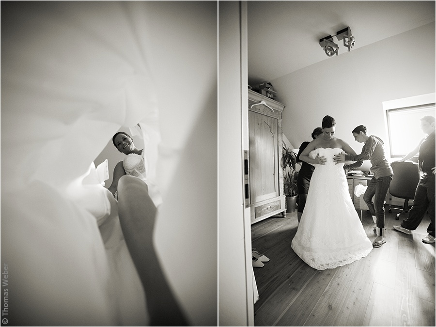 Hochzeitsfotograf Oldenburg: Hochzeitsreportage in Neukirchen-Vluyn und Hochzeitsfeier in der Schlussruine Hertefeld in Weeze (6)