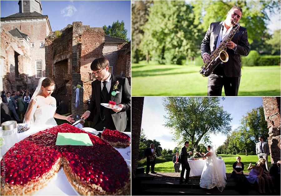 Hochzeitsfotograf Oldenburg: Hochzeitsreportage in Neukirchen-Vluyn und Hochzeitsfeier in der Schlussruine Hertefeld in Weeze (24)