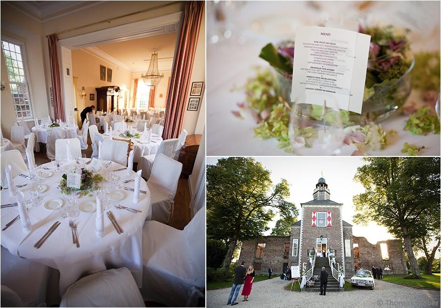 Hochzeitsfotograf Oldenburg: Hochzeitsreportage in Neukirchen-Vluyn und Hochzeitsfeier in der Schlussruine Hertefeld in Weeze (30)