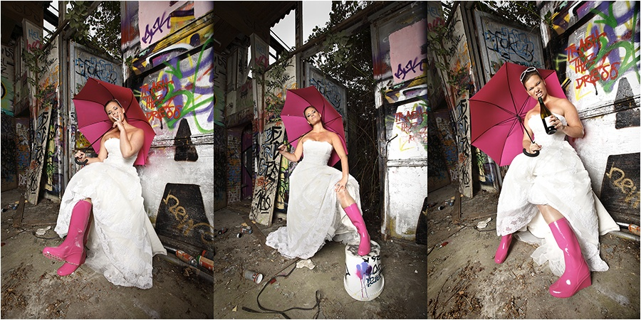 Hochzeitsfotograf Oldenburg: Trash the Dress Shooting im Olantis Huntebad Oldenburg (1)
