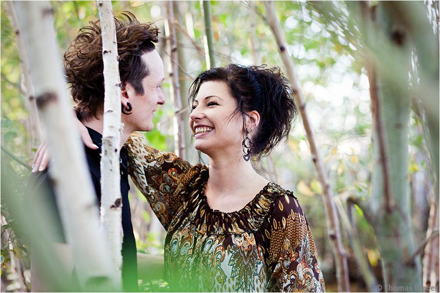 Hochzeitsfotograf Oldenburg: Engagement-Shooting und Hochzeitsfotos eines Hochzeitspaares (4)