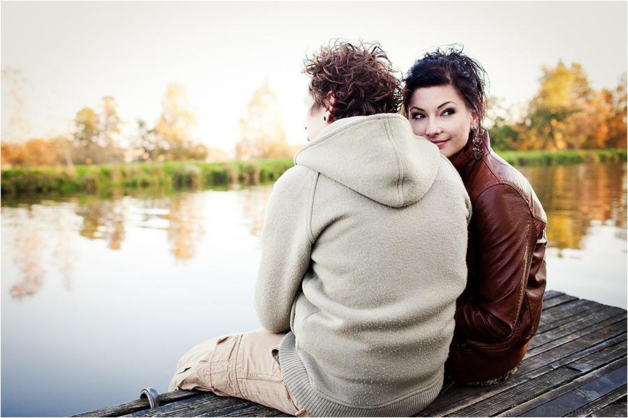 Hochzeitsfotograf Oldenburg: Engagement-Shooting und Hochzeitsfotos eines Hochzeitspaares (9)