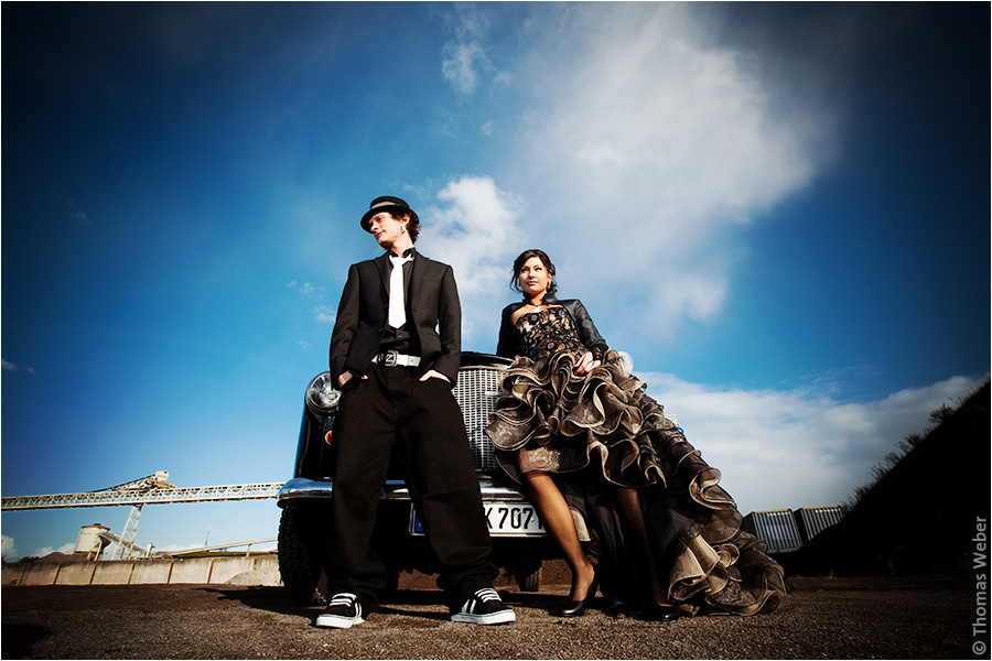 Hochzeitsfotograf Oldenburg: Engagement-Shooting und Hochzeitsfotos eines Hochzeitspaares (13)