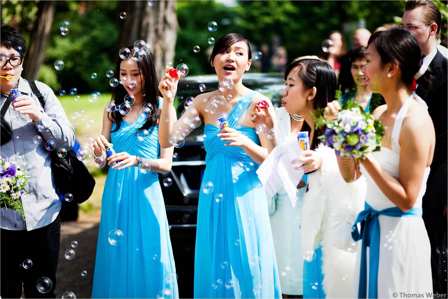 Hochzeitsfotograf Bremen: Deutsch-Chinesische Hochzeit in Worpswede, Grasberg und Bremen (7)