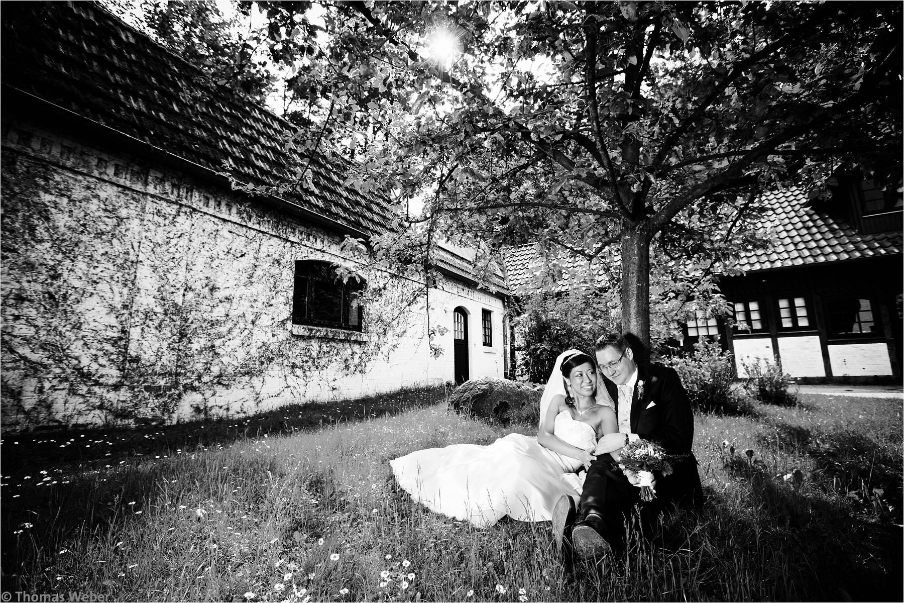 Hochzeitsfotograf Bremen: Deutsch-Chinesische Hochzeit in Worpswede, Grasberg und Bremen (11)
