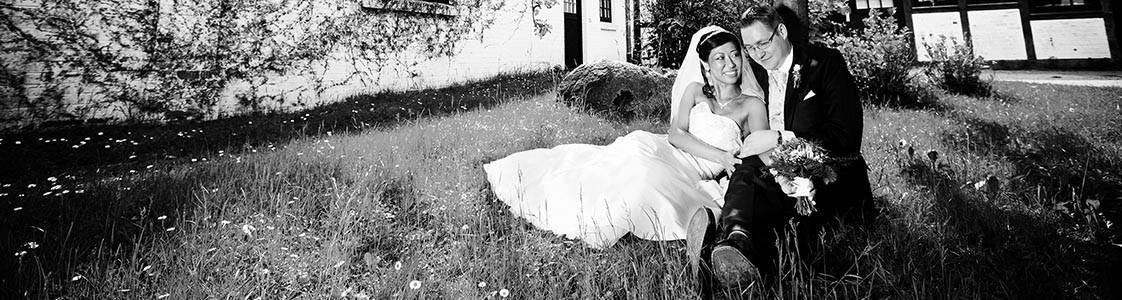 Hochzeitsreportage in Worpswede, Grasberg und Bremen