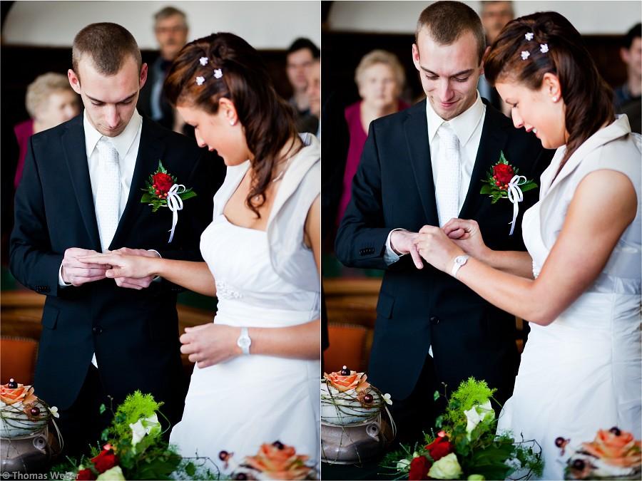Hochzeitsfotograf Borkum: Hochzeit im Standesamt Borkum und Hochzeitsfeier im Strandhotel Hohenzollern (6)