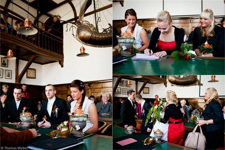 Hochzeitsfotograf Borkum: Hochzeit im Standesamt Borkum und Hochzeitsfeier im Strandhotel Hohenzollern (7)