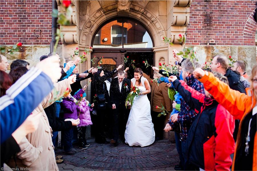 Hochzeitsfotograf Borkum: Hochzeit im Standesamt Borkum und Hochzeitsfeier im Strandhotel Hohenzollern (11)