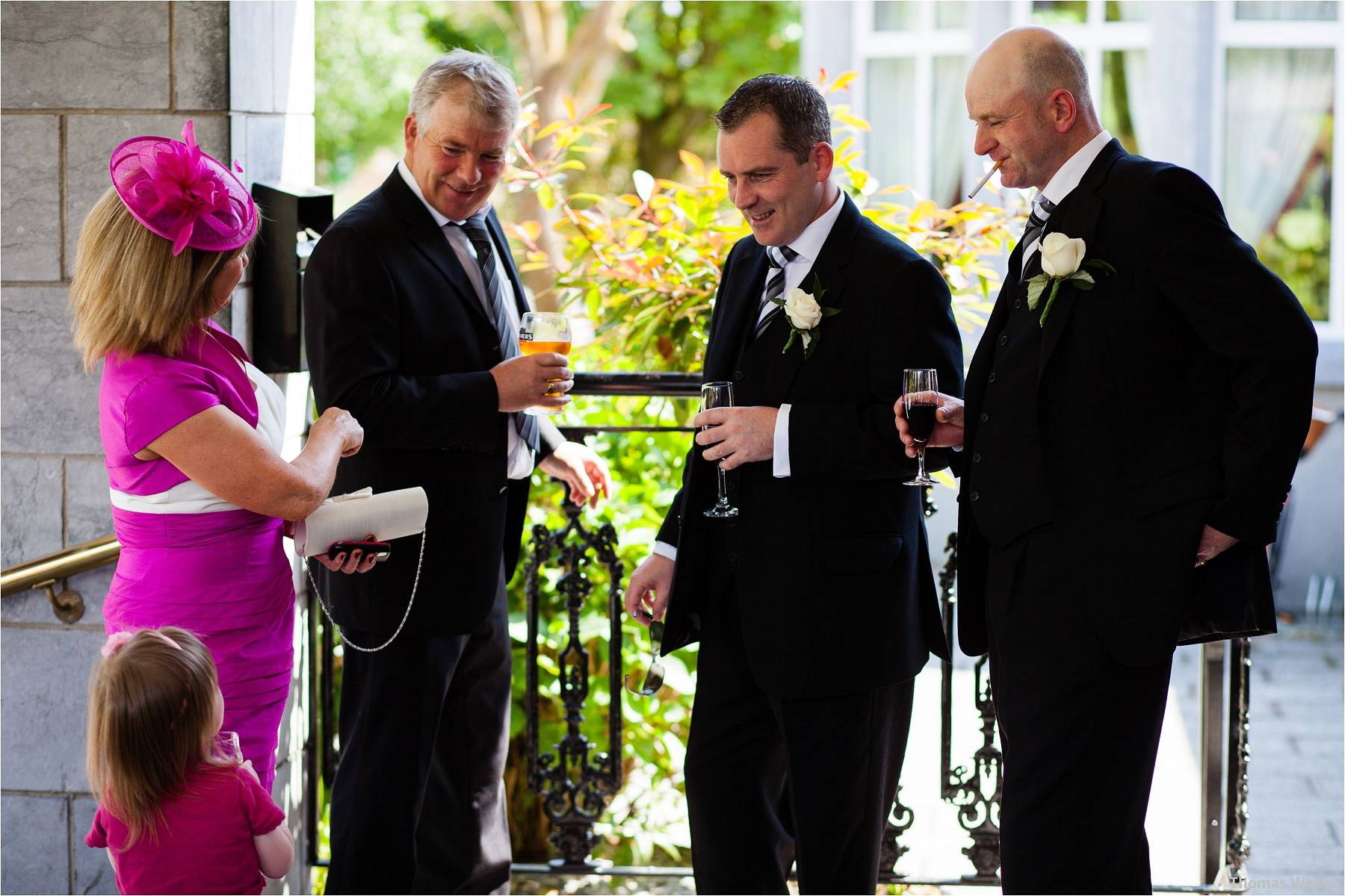 Hochzeitsfotograf Adare (Irland): Irische Hochzeit auf der grünen Insel (5)