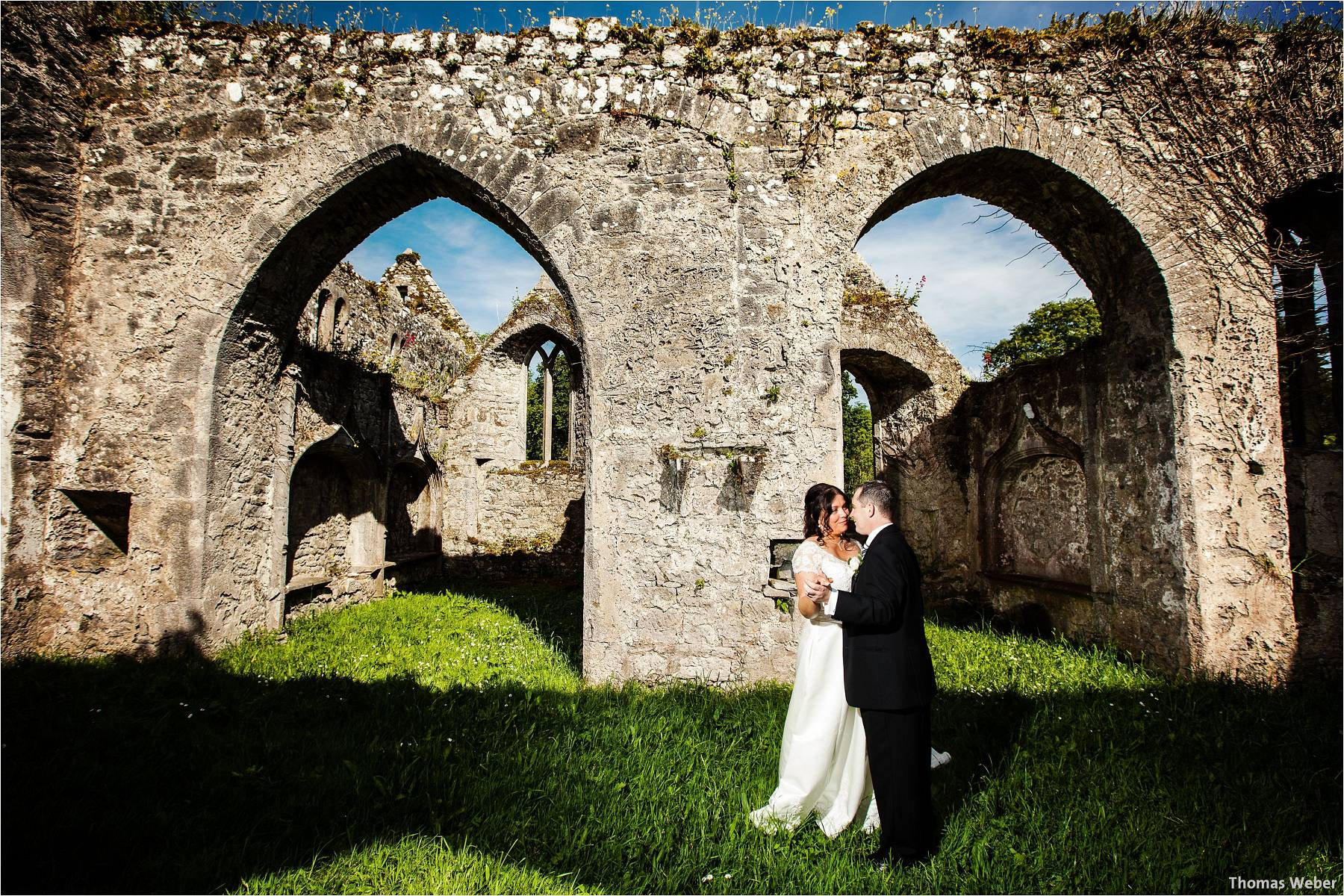 Hochzeitsfotograf Adare (Irland): Irische Hochzeit auf der grünen Insel (11)