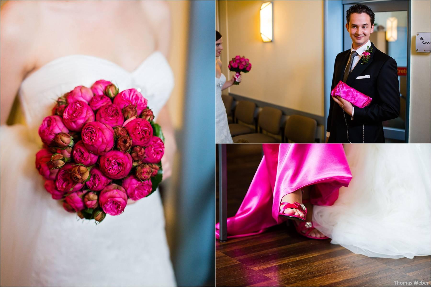 Hochzeitsfotograf Oldenburg: Russische Hochzeit im Standesamt am Pferdemarkt und Hochzeitsfeier im Landhaus Etzhorn (9)