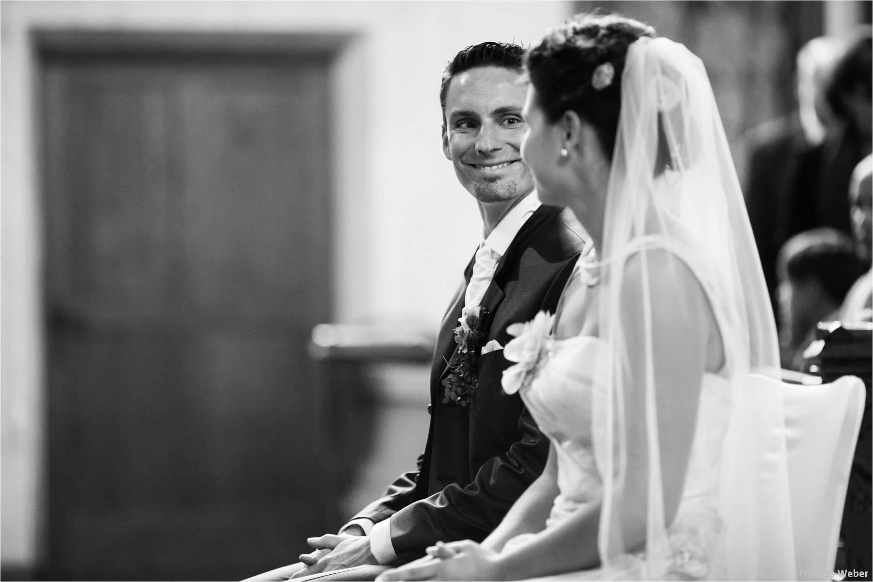 Hochzeitsfotograf Bremen: Kirchliche Trauung in der Propsteikirche St. Johann im Bremer Schnoor und Hochzeitsfeier bei Rogge Dünsen (5)