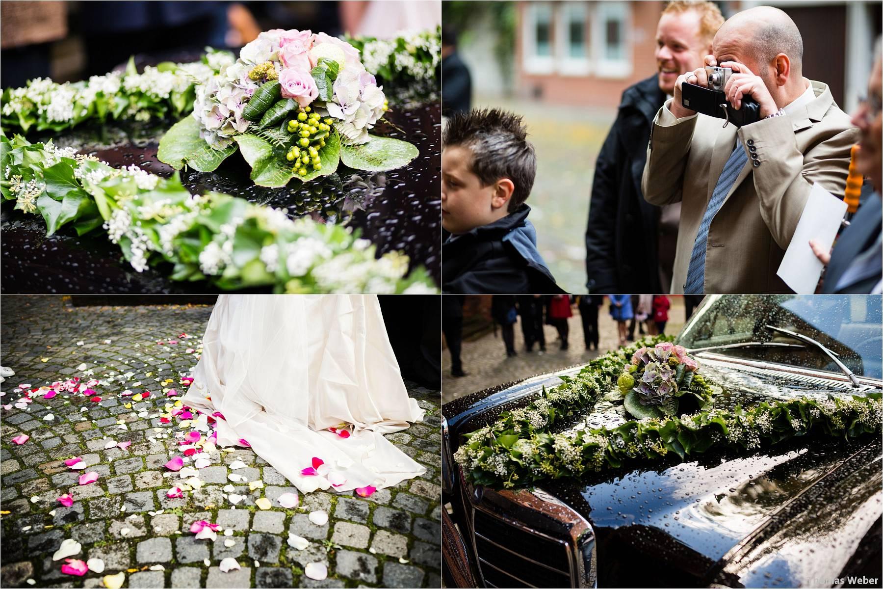 Hochzeitsfotograf Bremen: Kirchliche Trauung in der Propsteikirche St. Johann im Bremer Schnoor und Hochzeitsfeier bei Rogge Dünsen (18)
