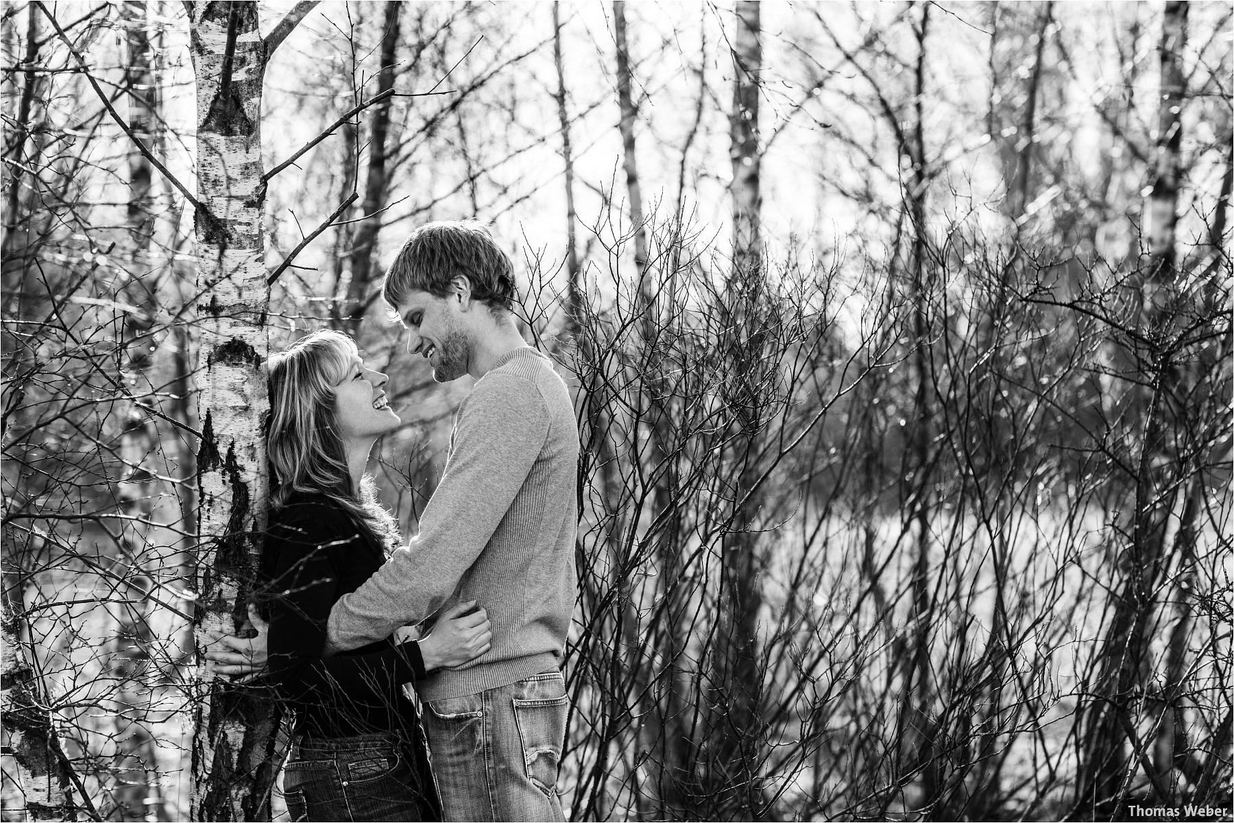 Hochzeitsfotograf Wilhelmshaven: Engagement- und Verlobungsfotos für die Einladungskarten der Hochzeit (6)