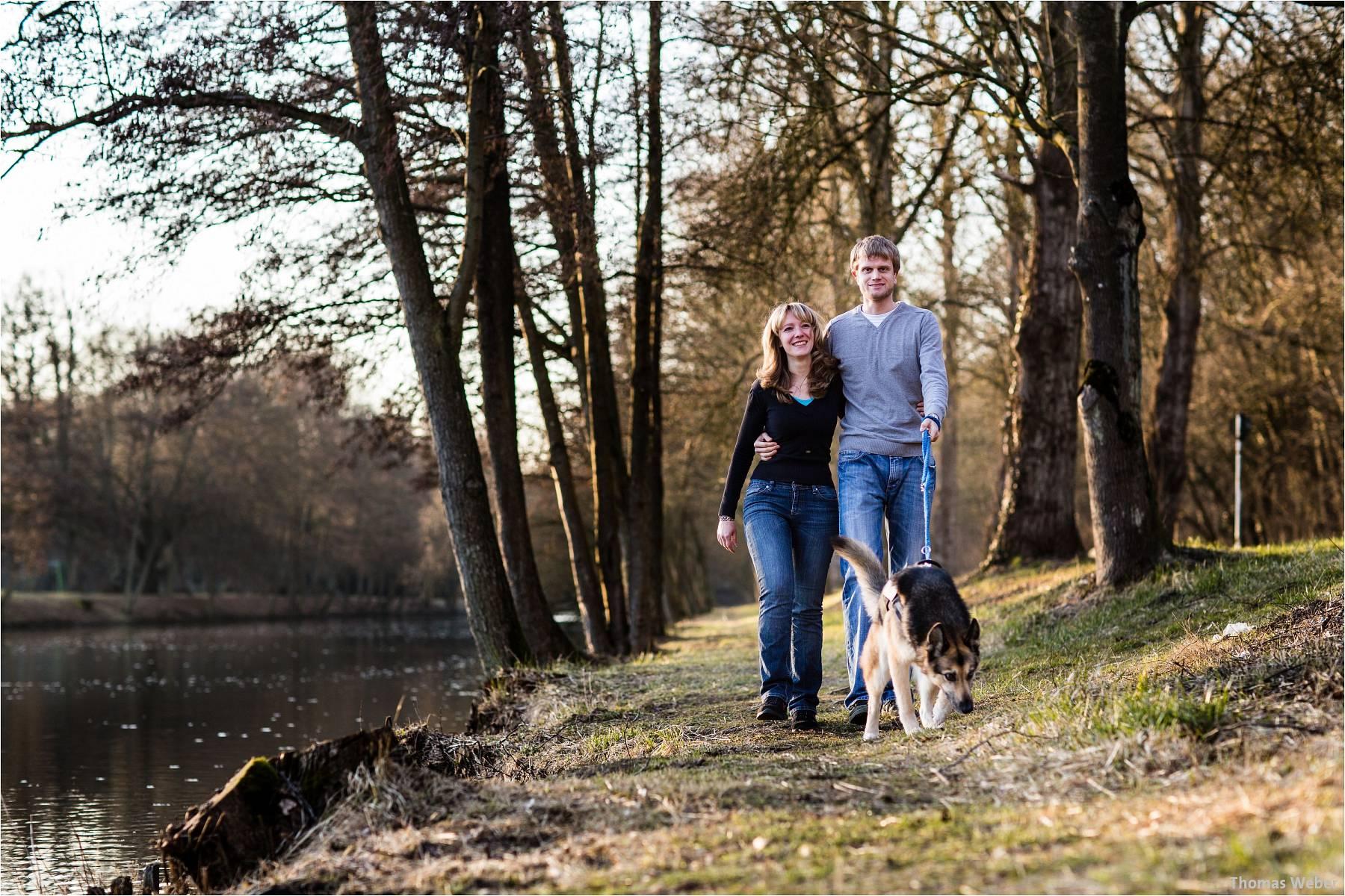 Hochzeitsfotograf Wilhelmshaven: Engagement- und Verlobungsfotos für die Einladungskarten der Hochzeit (10)