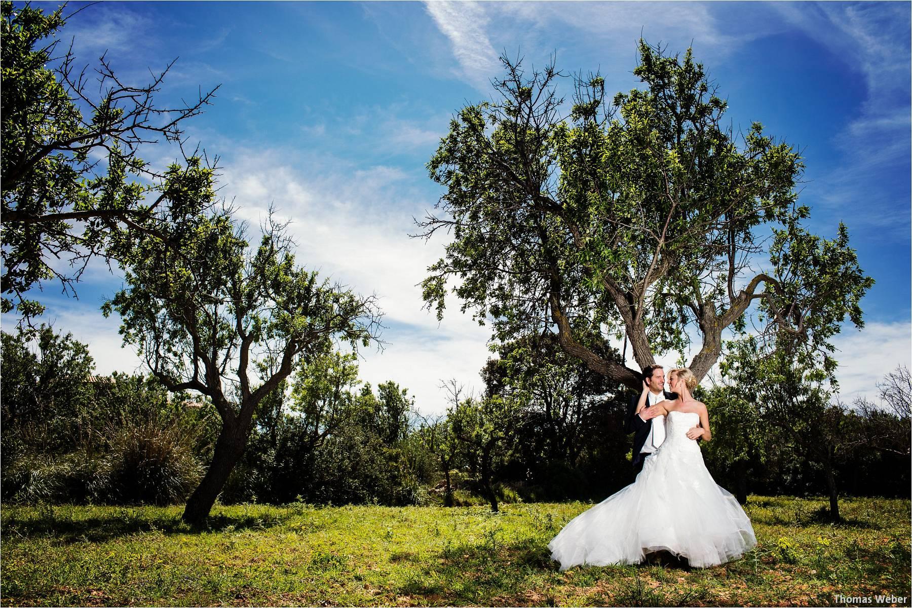 Hochzeitsfotograf Mallorca: Hochzeitsportraits beim After Wedding Shooting auf Mallorca (1)