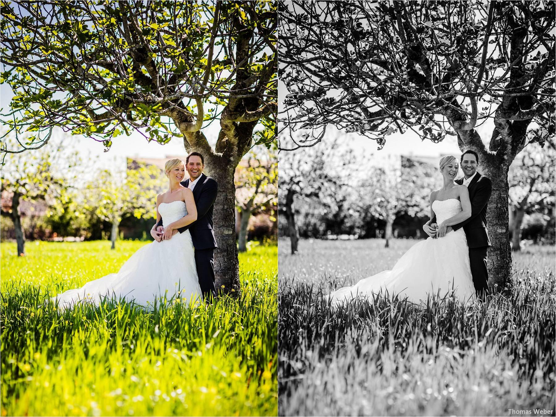 Hochzeitsfotograf Mallorca: Hochzeitsportraits beim After Wedding Shooting auf Mallorca (2)