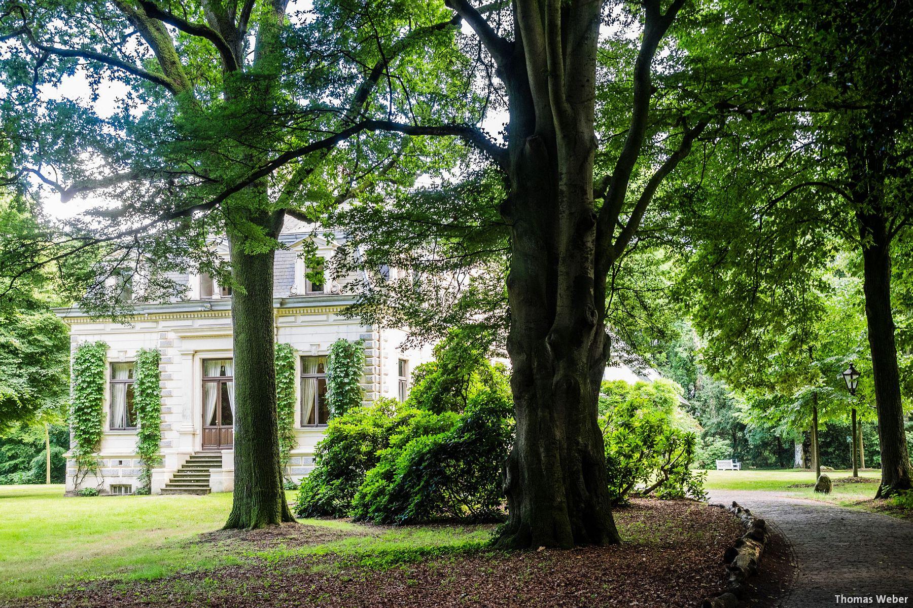 Hochzeitsfotograf Rastede: Standesamtlich heiraten im Palais Rastede (2)