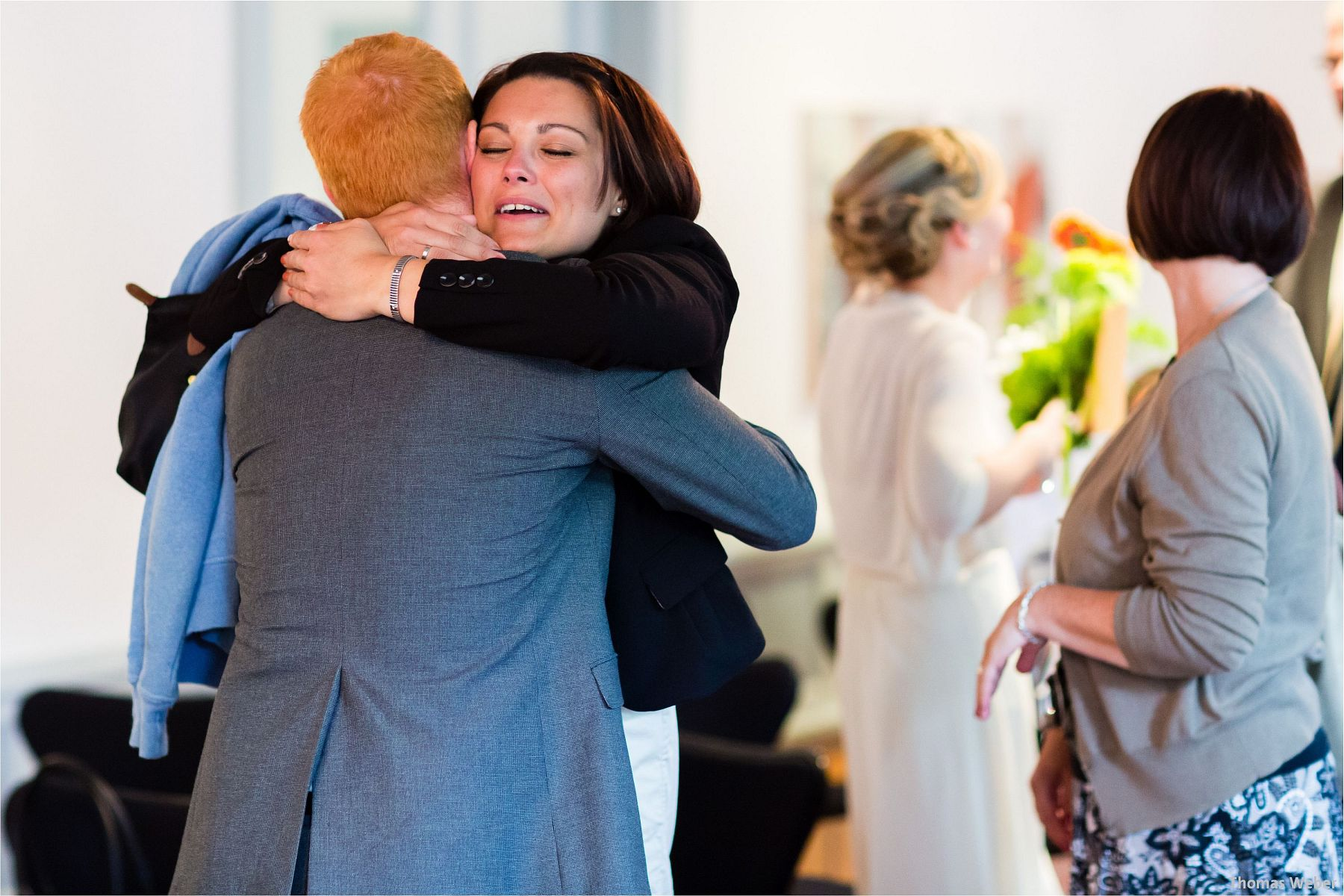 Hochzeitsfotograf Papenburg: Standesamtliche Trauung auf der Burg Kniphausen und Feier im Le Patron am Meer (16)