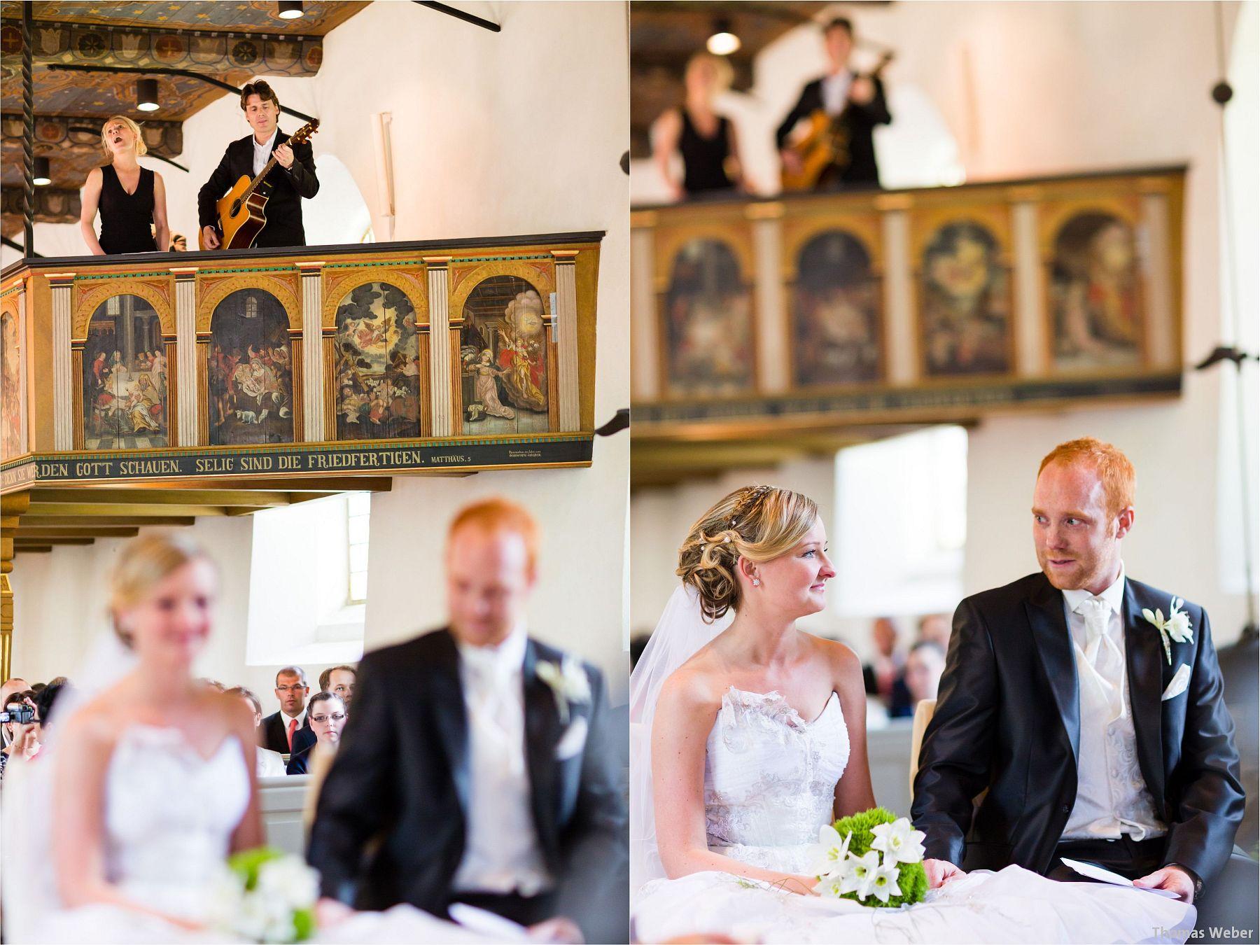 Hochzeitsfotograf Papenburg: Standesamtliche Trauung auf der Burg Kniphausen und Feier im Le Patron am Meer (39)