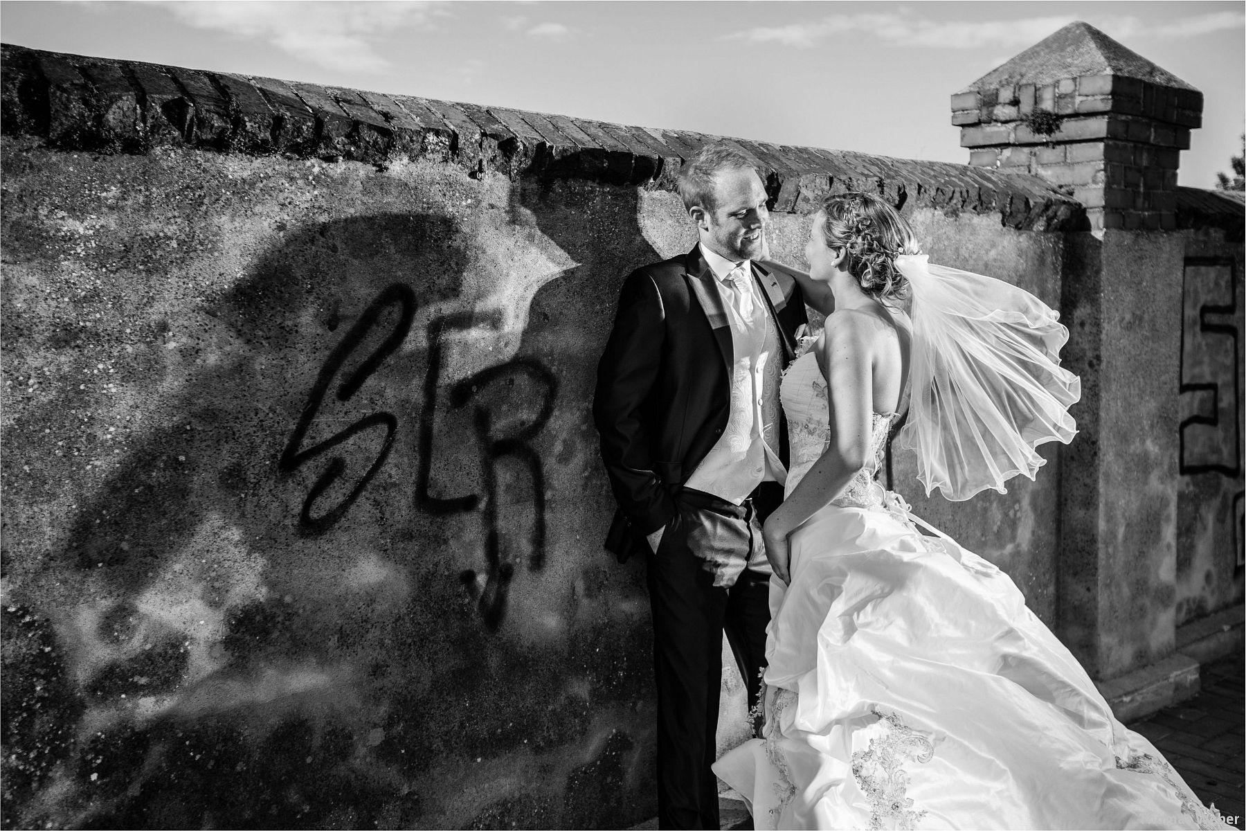 Hochzeitsfotograf Papenburg: Standesamtliche Trauung auf der Burg Kniphausen und Feier im Le Patron am Meer (60)