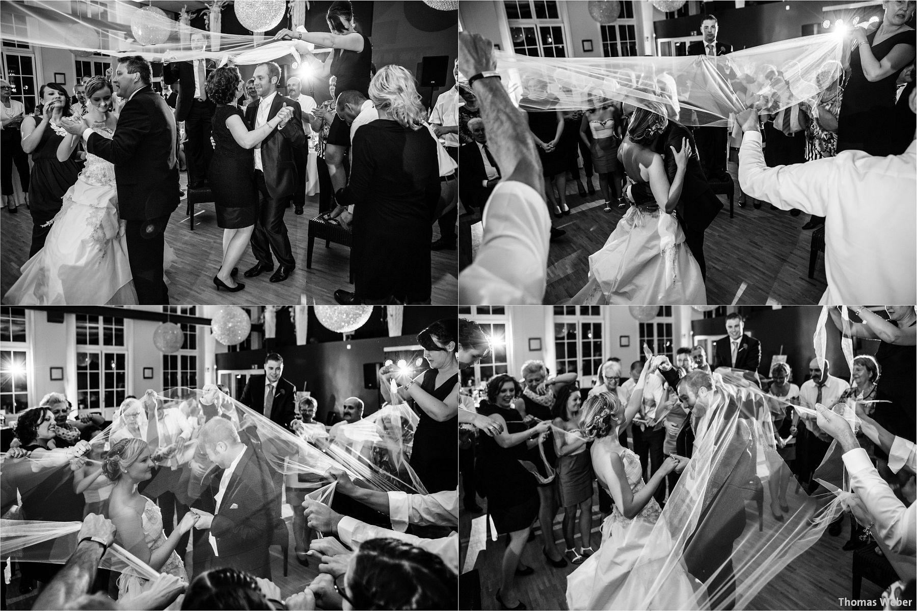 Hochzeitsfotograf Papenburg: Standesamtliche Trauung auf der Burg Kniphausen und Feier im Le Patron am Meer (70)