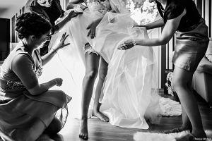 Hochzeitsfotograf Oldenburg: Getting-Ready