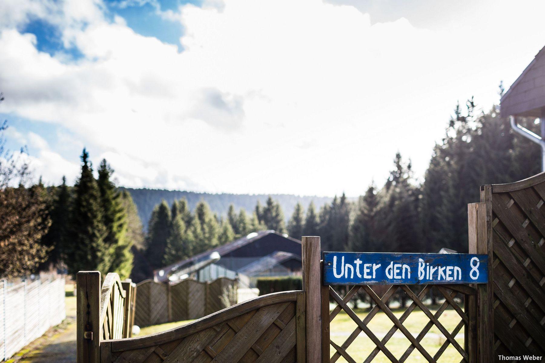 Hochzeitsfotograf Goslar: Standesamtliche Trauung in der Kaiserpfalz in Goslar (Harz) (1)