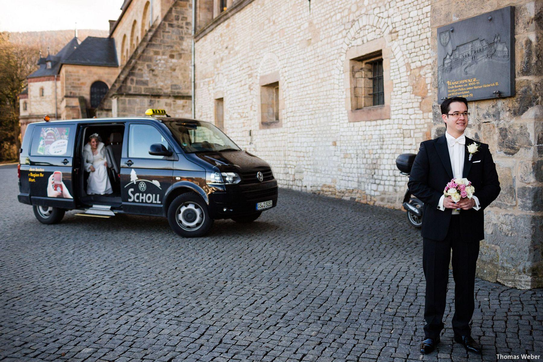 Hochzeitsfotograf Goslar: Standesamtliche Trauung in der Kaiserpfalz in Goslar (Harz) (13)
