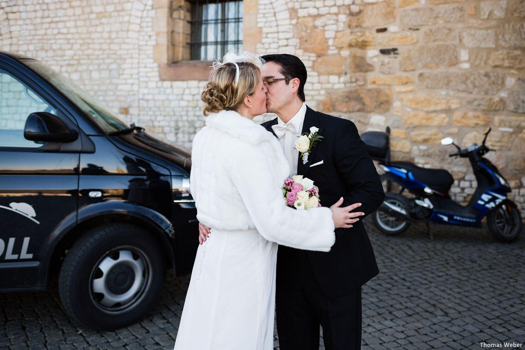Hochzeitsfotograf Goslar: Standesamtliche Trauung in der Kaiserpfalz in Goslar (Harz) (15)