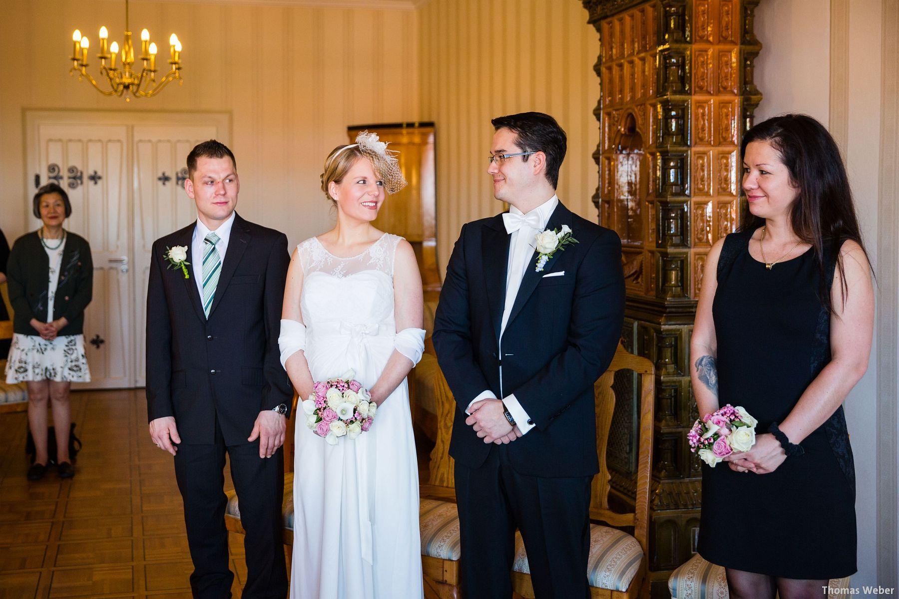 Hochzeitsfotograf Goslar: Standesamtliche Trauung in der Kaiserpfalz in Goslar (Harz) (22)