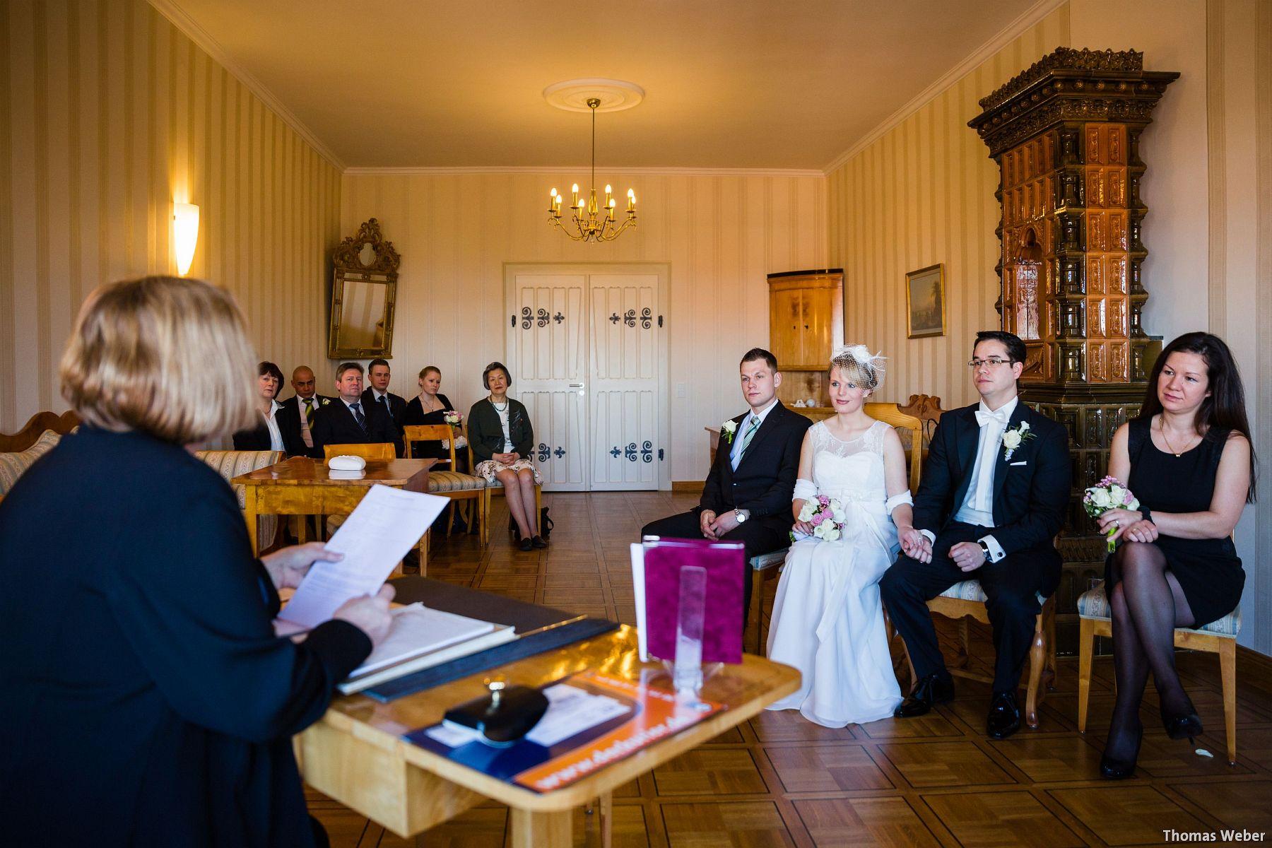 Hochzeitsfotograf Goslar: Standesamtliche Trauung in der Kaiserpfalz in Goslar (Harz) (26)