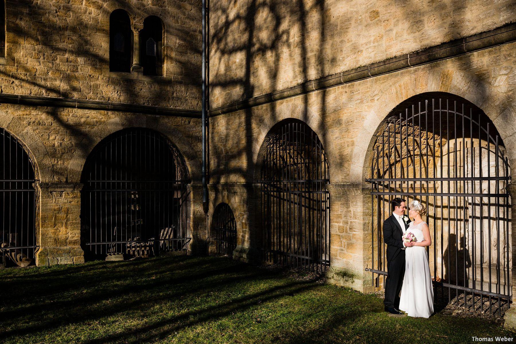 Hochzeitsfotograf Goslar: Standesamtliche Trauung in der Kaiserpfalz in Goslar (Harz) (35)