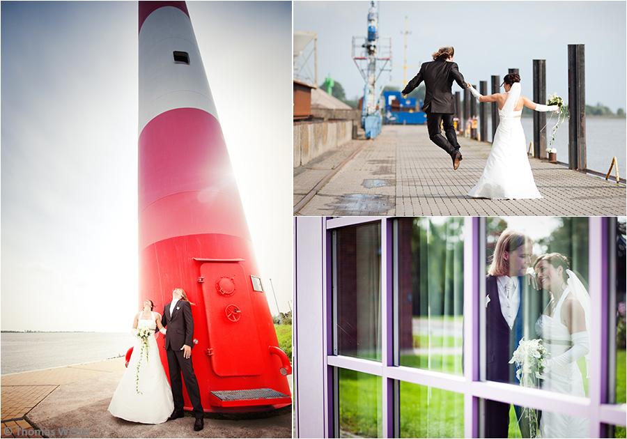 Hochzeitsfotograf Oldenburg: Hochzeit in Nordenham und Esensham (8)