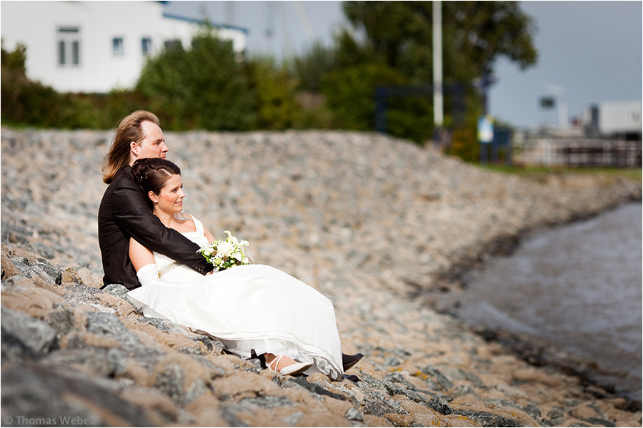 Hochzeitsfotograf Oldenburg: Hochzeit in Nordenham und Esensham (7)