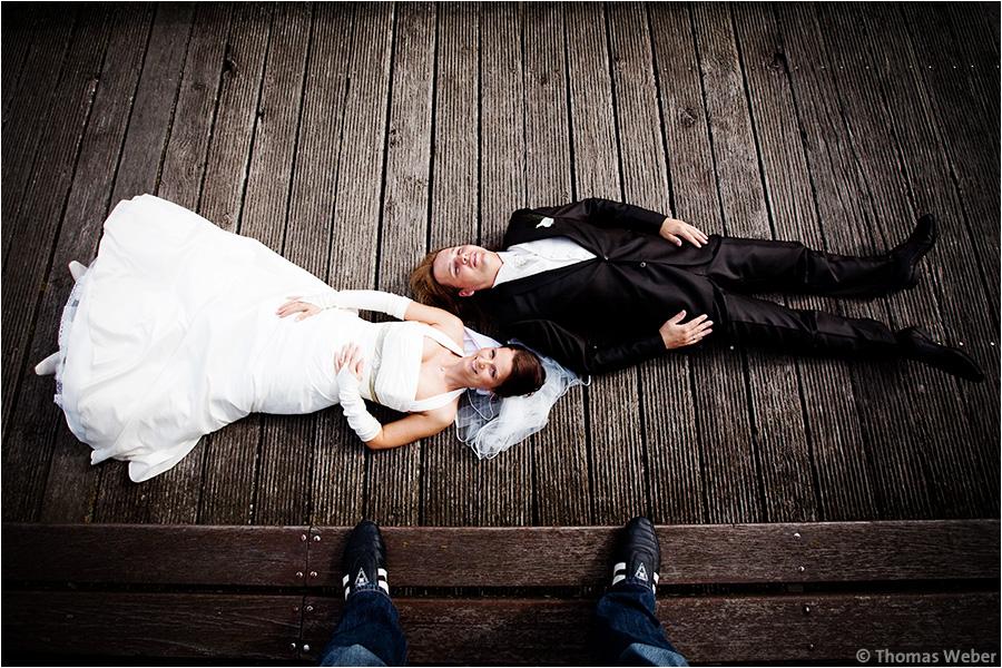 Hochzeitsfotograf Oldenburg: Hochzeit in Nordenham und Esensham (5)