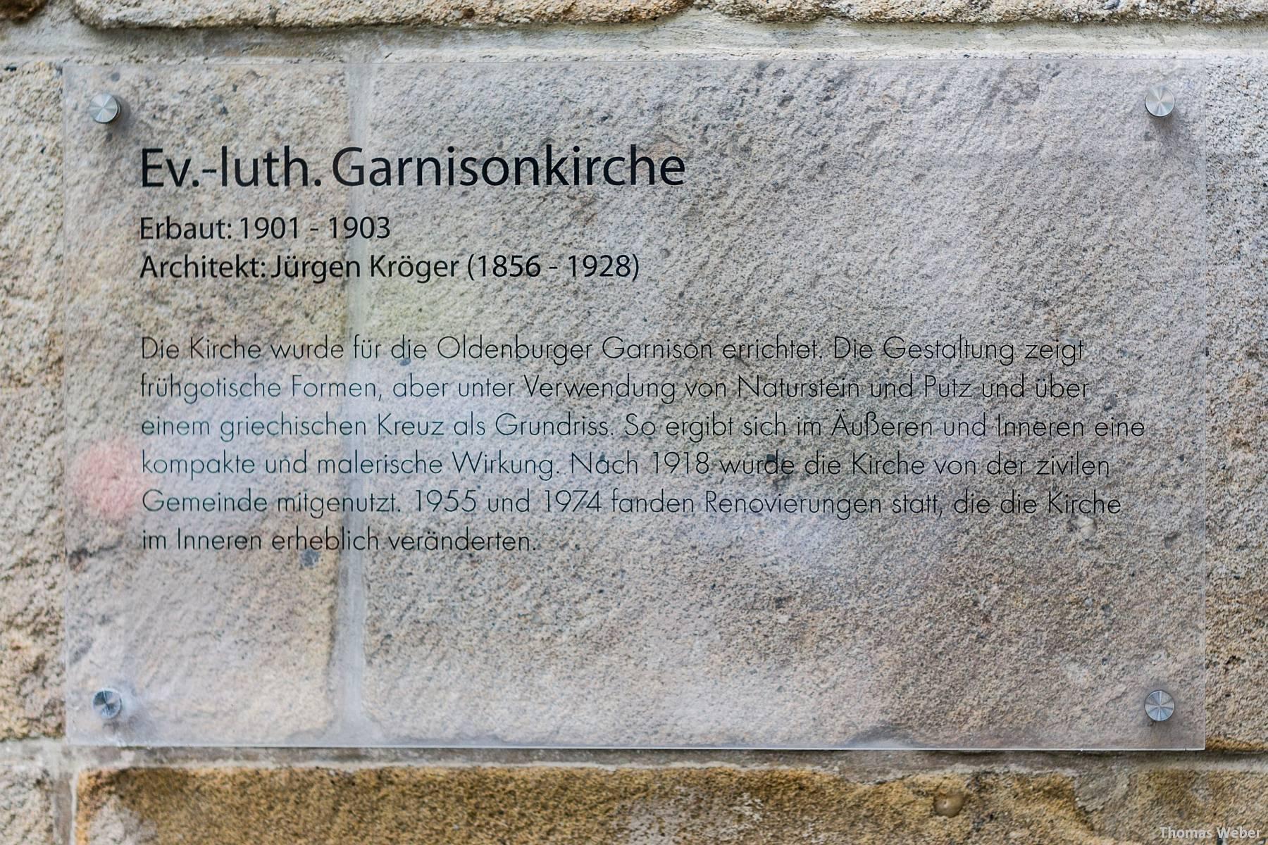 Hochzeitsfotograf Oldenburg: Kirchliche Trauung in der Garnisonkirche Oldenburg und Feier im Landhaus Etzhorn Oldenburg (2)