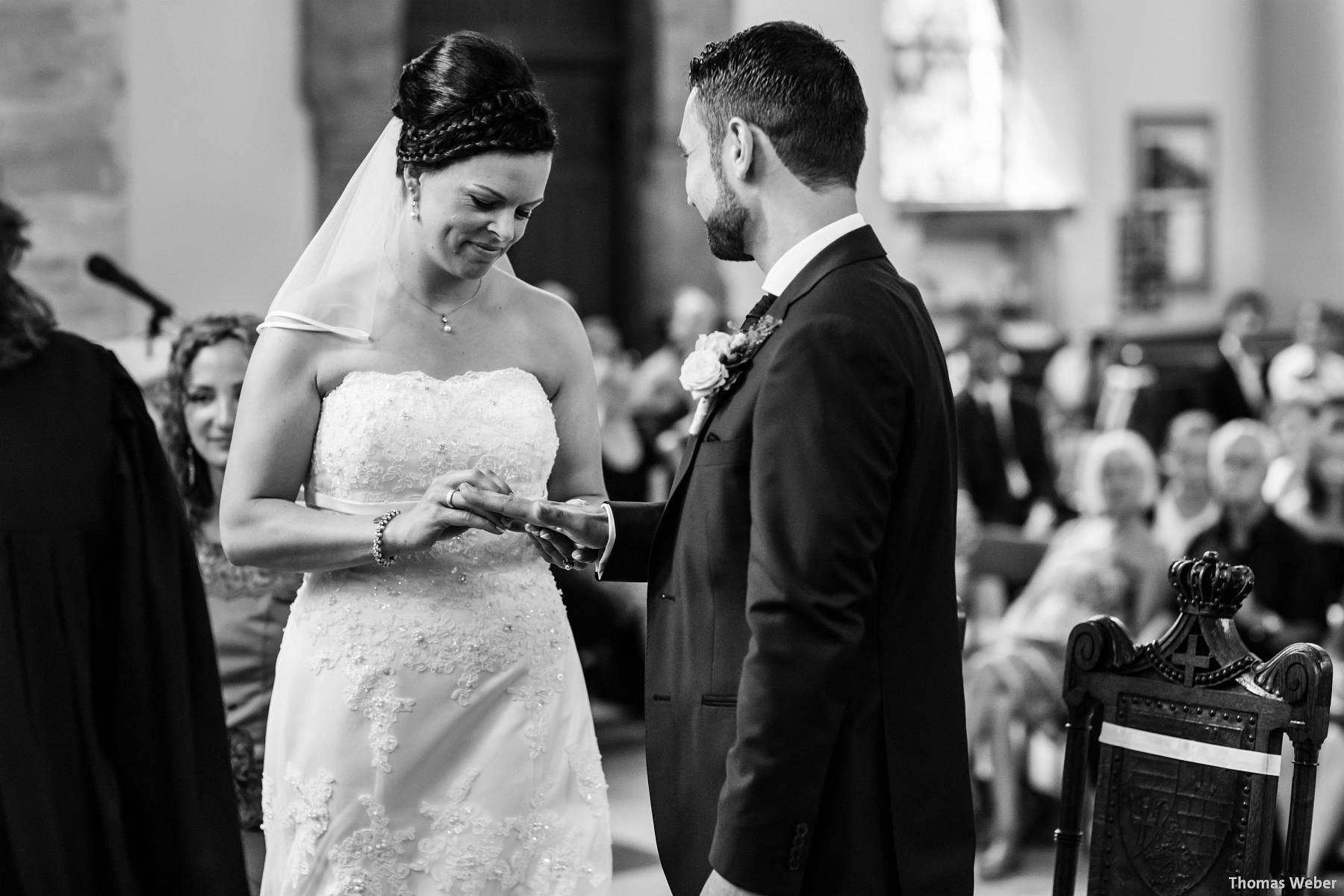 Hochzeitsfotograf Oldenburg: Kirchliche Trauung in der Garnisonkirche Oldenburg und Feier im Landhaus Etzhorn Oldenburg (12)