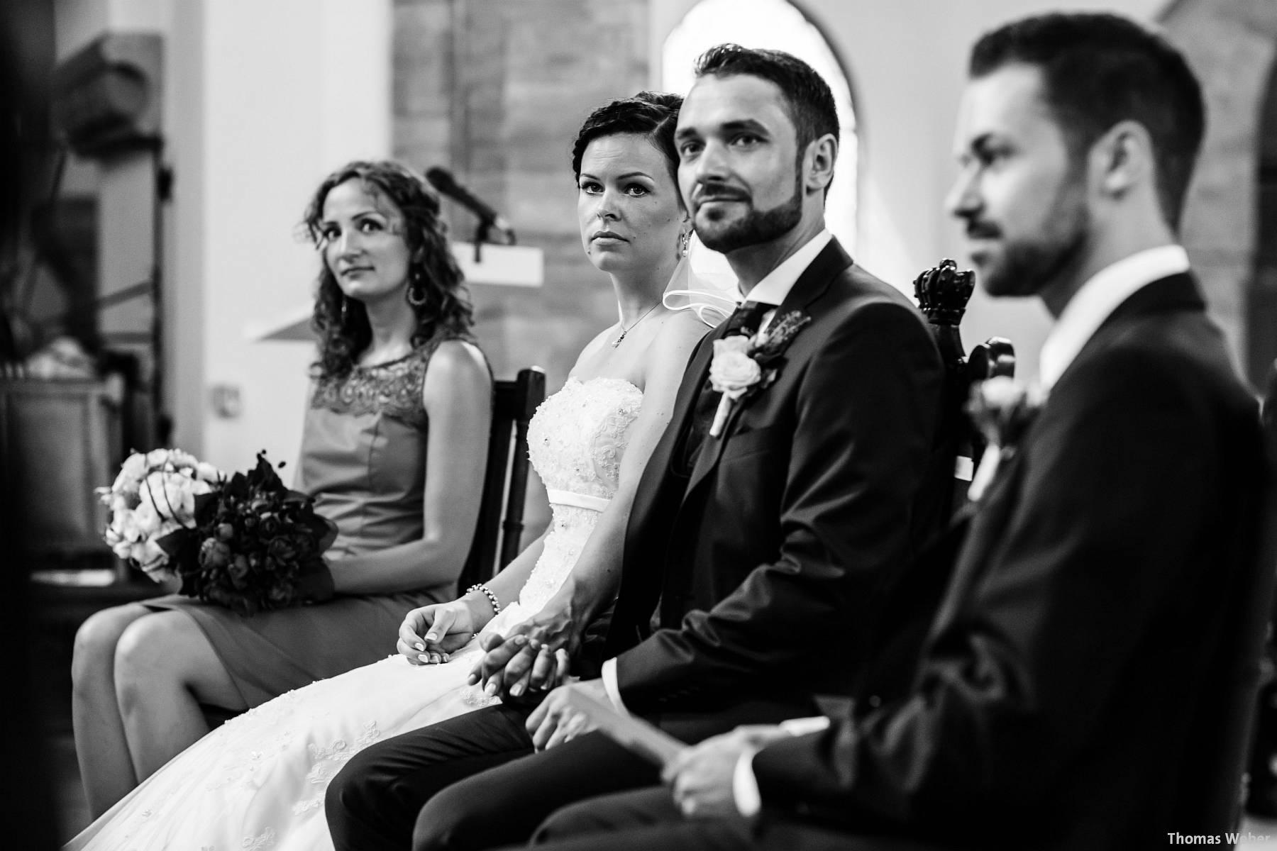 Hochzeitsfotograf Oldenburg: Kirchliche Trauung in der Garnisonkirche Oldenburg und Feier im Landhaus Etzhorn Oldenburg (18)